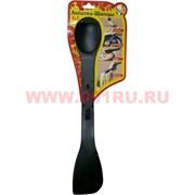 Лопатка-щипцы 4в1 (ложка, лопатка, нож, щипцы) 100 шт/кор