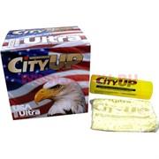 Салфетка синтетическая замша в тубе City Up Ultra (CA-201) 12 шт/бл, 96 шт/кор