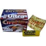 Салфетка синтетическая замша в тубе City Up Ultra (CA-202) малая 12 шт/бл, 144 шт/кор