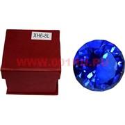 Кристалл Бриллиант синий 8 см (XH6-8L)