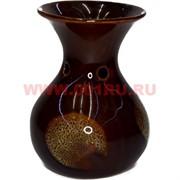 """Аромалампа 12 см """"ваза"""" цвета в ассортименте"""