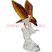 Орел стеклянный 18 см