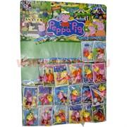 """Набор игрушек """"Свинка Пеппа"""" цена за 24 шт"""