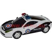 Игрушка музыкальная машина Policia