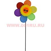 """Крутяшка ветряная """"ромашка"""" 62 см"""