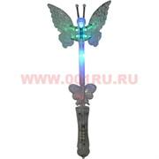 """Светяшка """"бабочка"""" цвета миксом (400 шт/кор)"""
