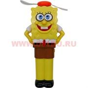 "Спанч Боб ""светяшка"" с музыкой и вентилятором (3 бат.АА) 17,5 см"