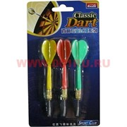 "Дартсы 5 шт ""Classic Dart"""