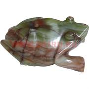 Жаба 20см (8 дюймов), оникс