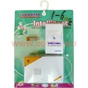 Звонок беспроводной на батарейках (1-6) коробка 60 шт