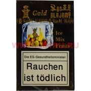 """Табак для кальяна Al Ajamy Gold 50 гр """"Ice Mix Fruits"""" (мультифрукты со льдом аль аджами голд)"""