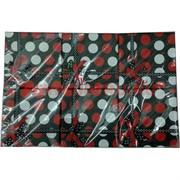 Коробочки для украшений 9х3х9 см, цена за 12 шт
