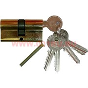 Личинка на 6 ключей AL-156 60 мм, цена за 120 шт\кор