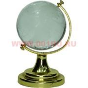 """Кристалл """"Глобус"""" 8 см 46 мм (HN-562) 120 шт/кор"""