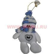 Снеговик с присоской в машину, цена за 12 штук