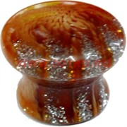 Ручка кнопка мебельная (цвет 134-2), цена за 960 шт\кор