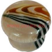 Ручка кнопка мебельная (цвет 134-10), цена за 60 шт\уп