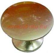 """Ручка кнопка мебельная """"золото"""" (87), цена за 1000 шт\кор"""