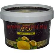 """Табак для кальяна Alsur 500 гр """"Лимон и мята"""" (без никотина)"""