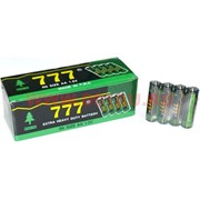 Батарейки 777 АА, цена за 60 шт (1200 шт/кор)