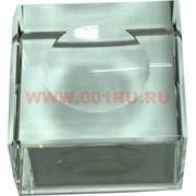 Подставка стеклянная под шары из стекла, камня 2 размер