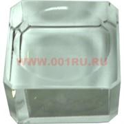 Подставка стеклянная под шары из стекла, камня 4 размер (XH30-4)