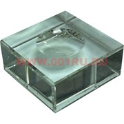 Подставка стеклянная под шары из стекла, камня 6 размер