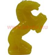 Лошадка 6,3 см под янтарь медовый