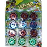 Йо-йо скоростной (металл, композитные материалы) цена за 12 шт