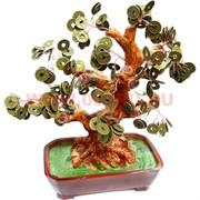 Денежное дерево 25см бронзовое