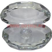 Кристалл «Жемчужина» белая 8 см