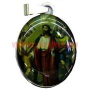 """Подвеска Иконка христианская (M-116) """"Иисус Христос""""цена за упаковку из 12шт"""