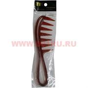 """Расческа """"TH"""" professional арт.TM5203 цвет коричневый"""