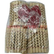 Бигуди деревянные 10 см,  цена за упаковку 200 шт