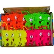 Игрушки светяшки Мишки, цена за 24 шт
