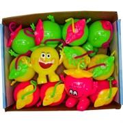Игрушки светящиеся с ножками и ручками цена за 12 шт