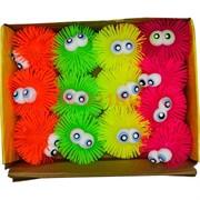 Ежики-светяшки с глазками цена за 18 шт (288 шт/кор)
