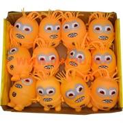 Игрушки светяшки Миньоны, цена за 12 шт (288 шт/кор)