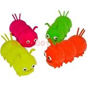 Игрушки-светяшки «Гусеницы» цена за 24 шт