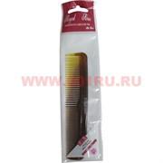 """Расческа """"Royal Rose"""" арт.S-303-1 цвет коричневый"""