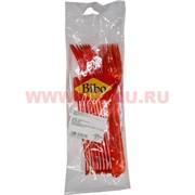 Набор вилок (цвет красный) 10 шт