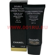 "Тональный крем Chanel 60, SPF 15 ""Double Perfection Creme Poudre"" 50мл"