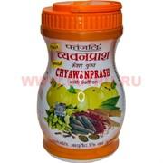 Чаванпраш Patanjali 1 кг с шафраном