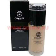"Тональный крем Chanel 50, SPF 15 ""Whitening Moist Make-Up Foundation"" 50мл"