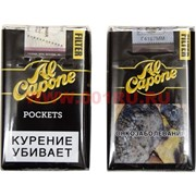 """Сигариллы Al Capone """"Pockets"""" 10 шт с фильтром"""