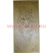 Нарды деревянные с рисунками 40 см