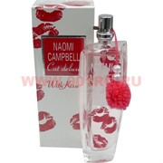 "Туалетная вода Naomi Campbell ""Cat Deluxe With Kisses"" 75 мл женская"