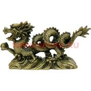 Нэцке, дракон малый с жемчужиной (TS-101)