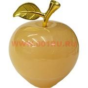 Яблоко из медового оникса 3 дюйма 9,5 см