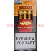 "Сигариллы Handelsgold ""Cherry"" 5 шт/уп (Sweet Aromatic Taste)"